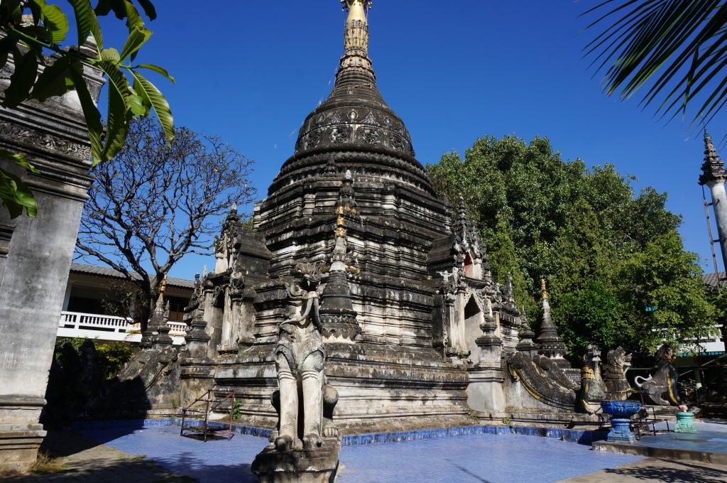 Wat Dong, Chiang Mai, Thailand